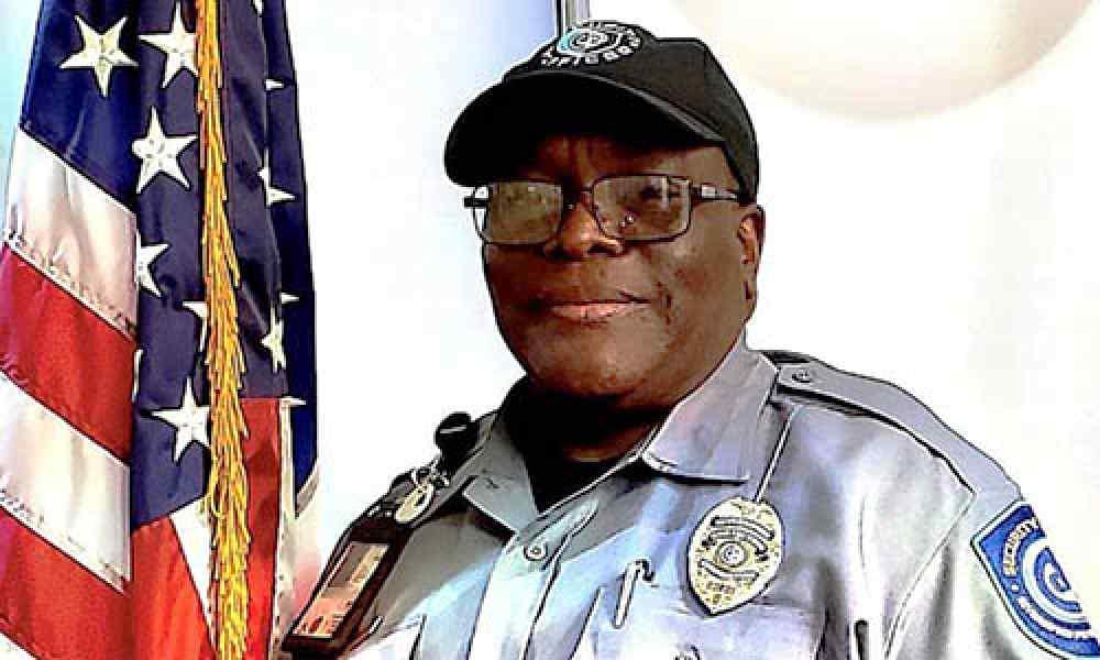 Officer Akinlosotu