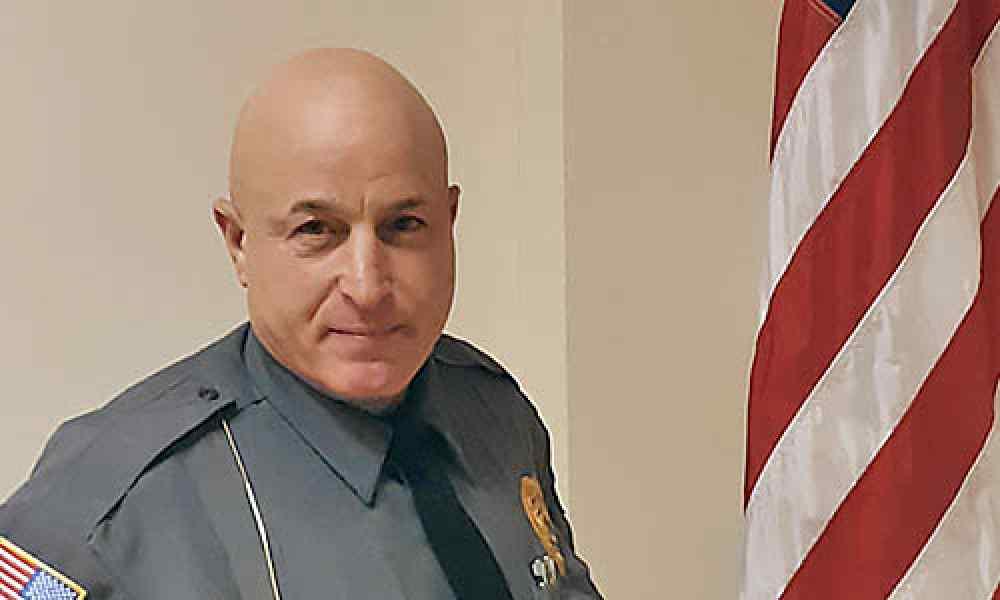 Officer Frank Fiorillo
