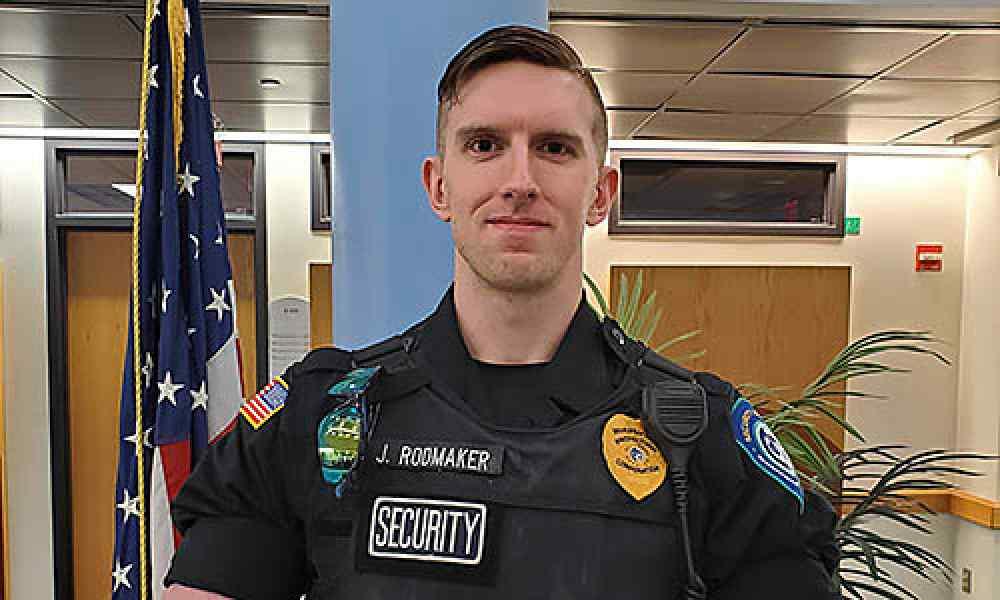 Officer Justin Rodmaker