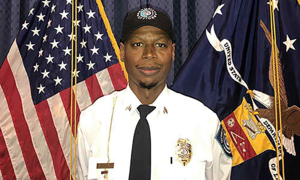 Officer Adrian Bragg