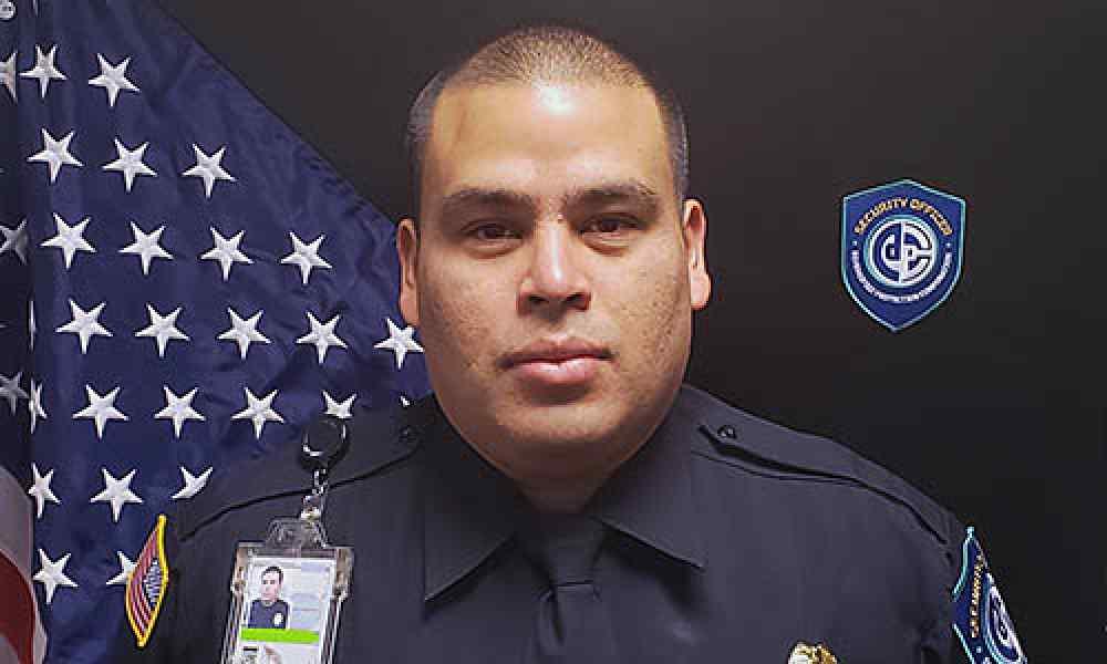 Officer Waulter Velasquez